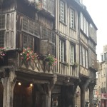 Dinan- beautiful medieval town