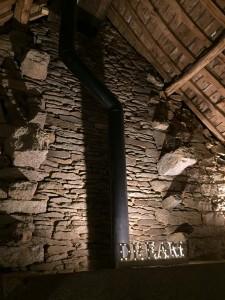 original stonework
